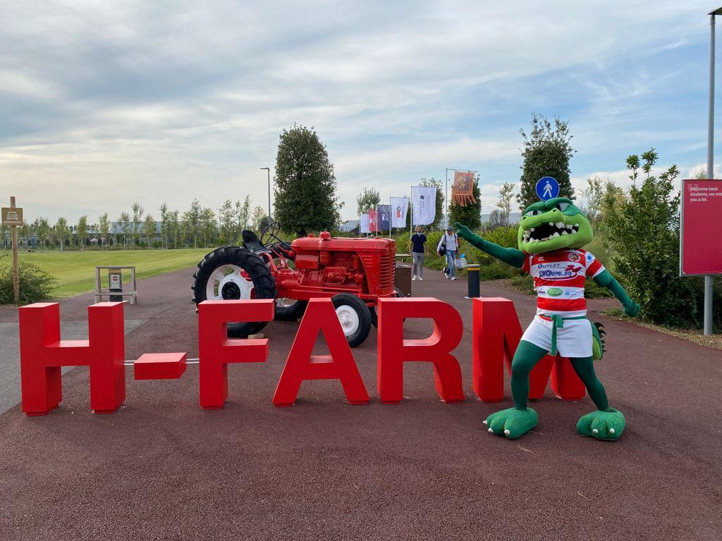 Rugby Casale entra in H-FARM… E si rivede Cayman!